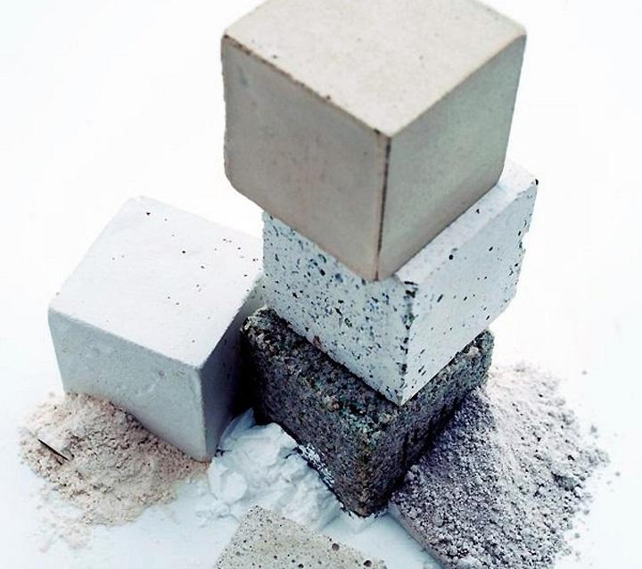 кубики бетон